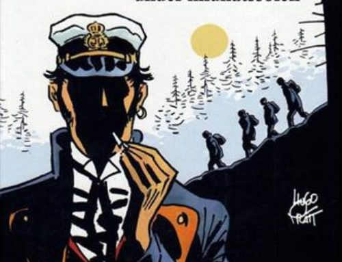 Corto Maltese. Under midnatssolen