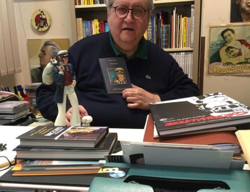 Buon compleanno H.P. Vincenzo Mollica, storico giornalista Rai  e amico di Hugo Pratt, lo racconta in questa intervista.