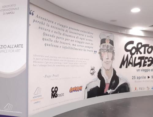 """Paolo Giulierini racconta la Mostra """"Corto Maltese – un viaggio straordinario"""""""
