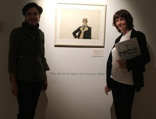 Cristina Taverna, gallerista ed editore milanese, racconta Hugo Pratt