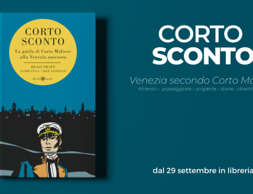 Corto Sconto, scoprire Venezia accompagnati da Corto Maltese