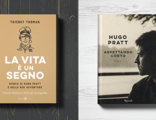 A propostito di Hugo Pratt, due letture imperdibili per scoprire l'uomo e l'autore