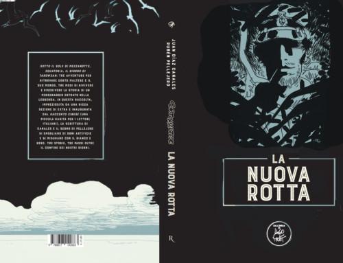 """""""La Nuova Rotta"""" di Corto Maltese"""