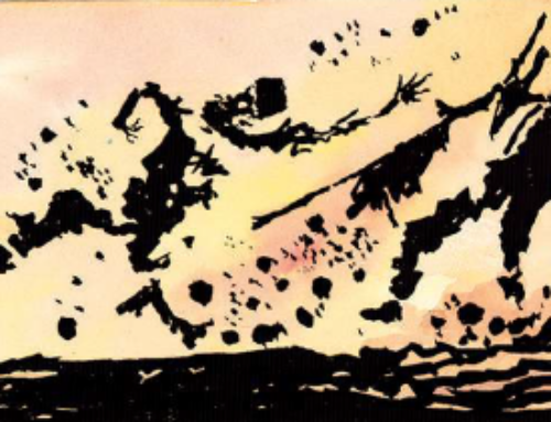 Ernie Pikle raccontato da Marco Steiner