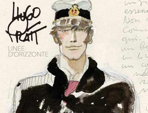 Hugo Pratt Linee d'Orizzonte, il catalogo della mostra