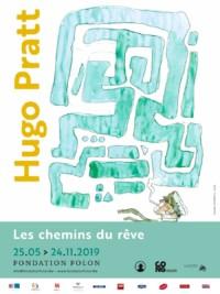 Hugo Pratt, le vie del sogno