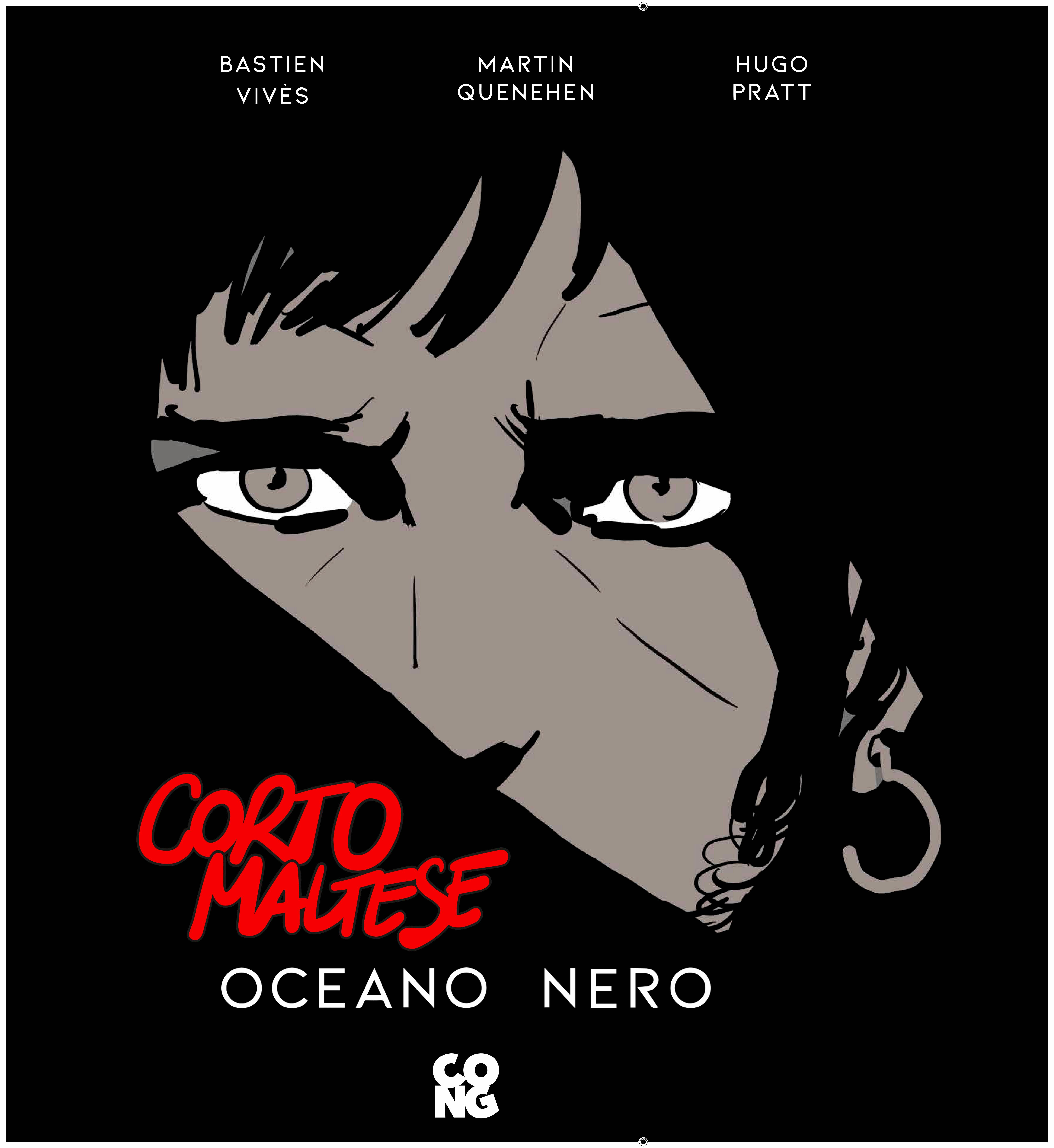 Corto Maltese_Oceano Nero