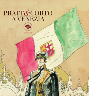 Pratt e Corto a Venezia copertina catalogo