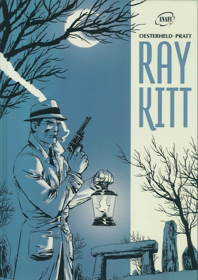 Copertina Ray Kitt