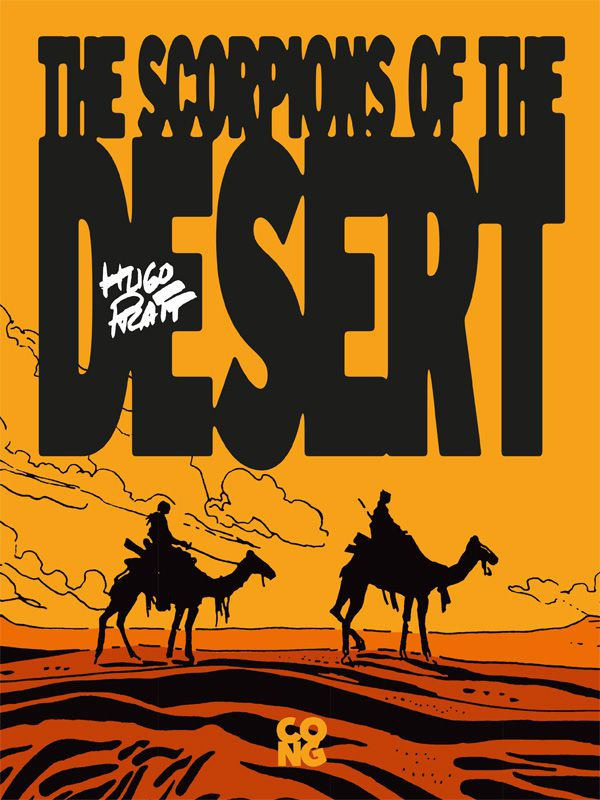 eBook: The Scorpions of the Desert