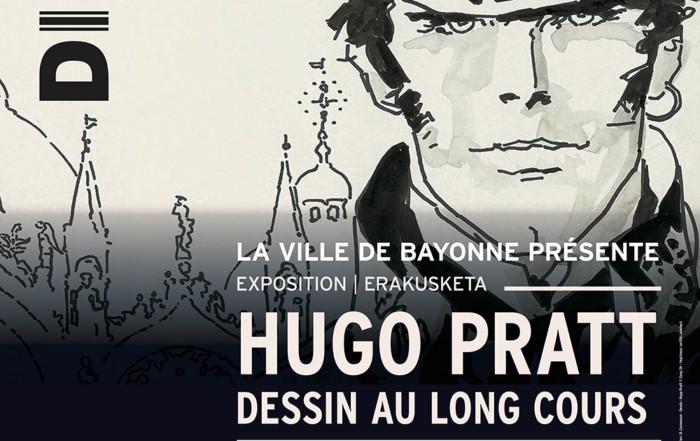 Hugo Pratt Bayonne