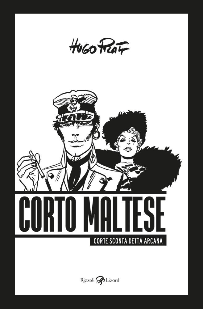 Corto Maltese Corte sconta detta Arcana 2018