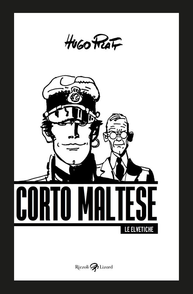 Corto Maltese Le Elvetiche 2018