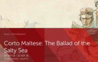 Corto Maltese Corto Maltese the Ballad of the Salty Sea