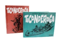 TICONDEROGA - Casterman