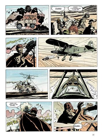 Volume 1 - Gli Scorpioni del Deserto