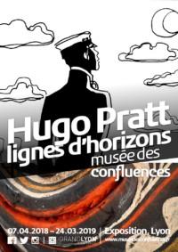 Mostra Hugo Pratt – Lignes d'horizons