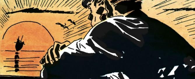 Cinquant'anni di romanzi disegnati: da Hugo Pratt a Zerocalcare