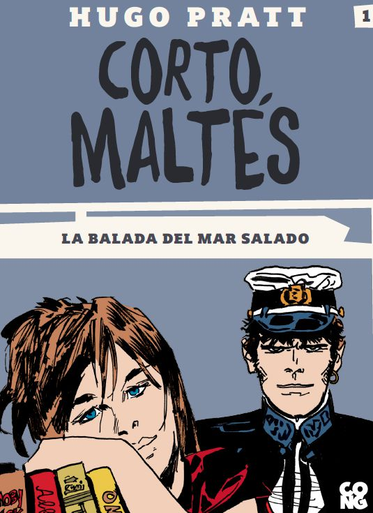 ebook: La balada del mar salado