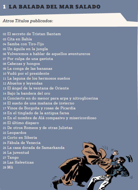 Corto Maltés en version e-book