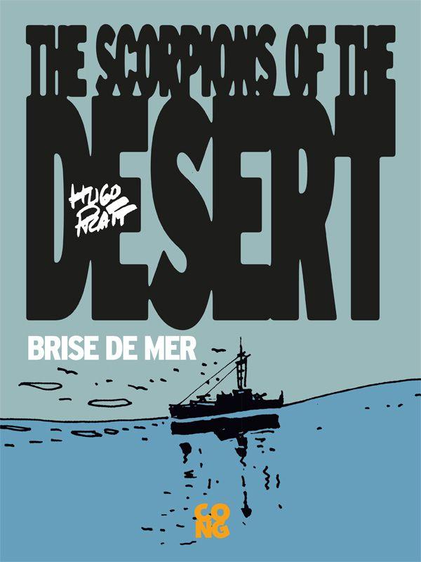 eBook: Los Escorpiones del desierto